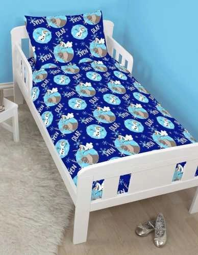 Frozen toddler / cot bed duvet cover