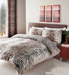 Tiger Skin duvet cover