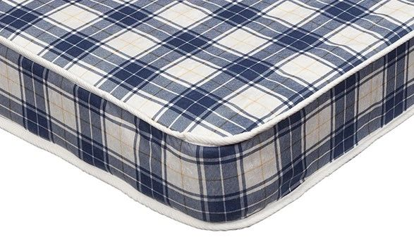 "Checkered 6"" basic mattress"