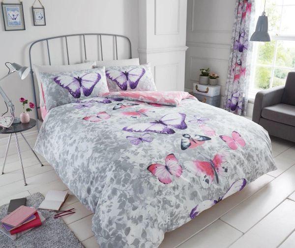 Sienna cotton blend duvet cover