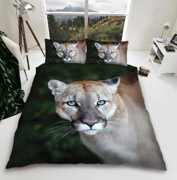 3D print Puma duvet cover