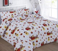 Noel single duvet cover