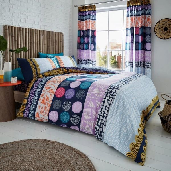 Anouk bright duvet cover