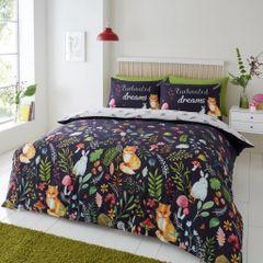 Enchanted Dreams cotton blend duvet cover