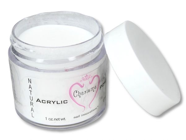 Natural Acrylic Powder (CLICK HERE TO SELECT SIZE AND SEE PRICES)