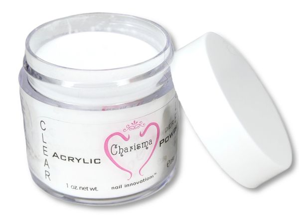 Clear Acrylic Powders (CLICK HERE TO SELECT SIZE AND PRICING