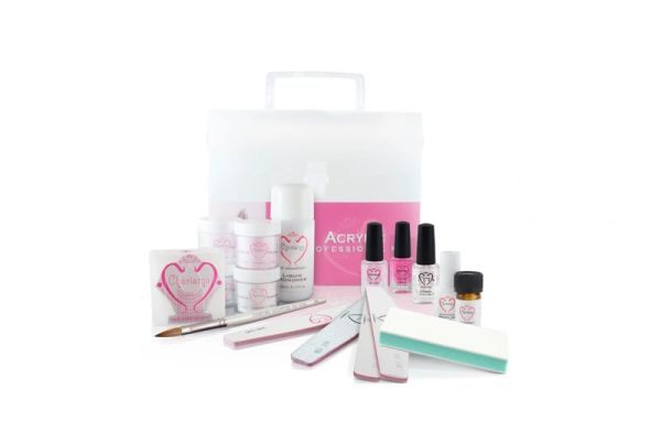 HOLIDAY SALE PRICE Charisma Nail Professional Acrylic Kit