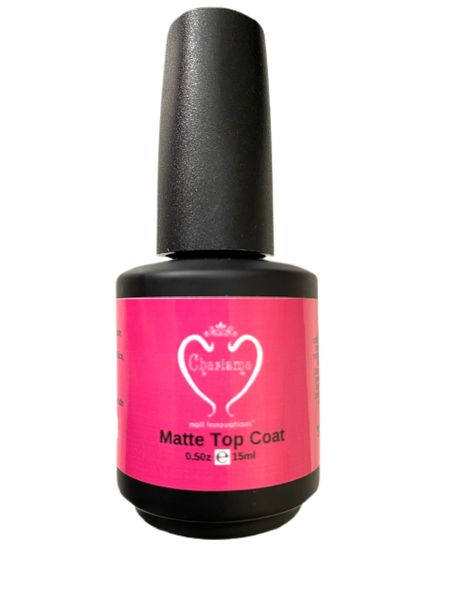 NEW ITEM Charisma Nail Matte Top Coat