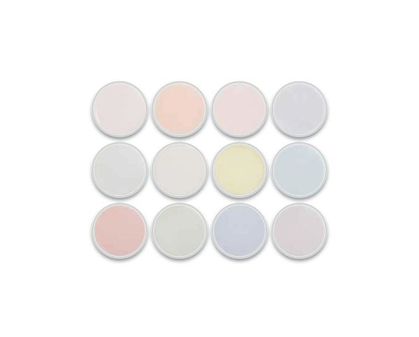Charisma Pastel 12pc Color Powder Kit