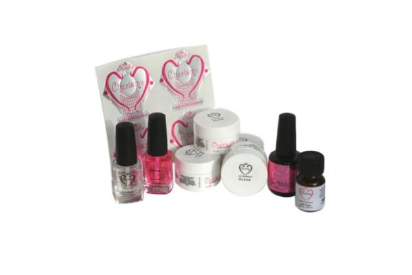 Charisma Nail Innovations Gel Starter Kit