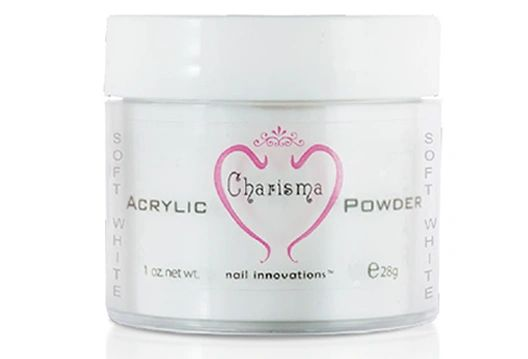 Soft White Acrylic Powder (CLICK HERE TO SELECT SIZE AND PRICING)