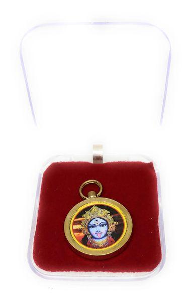 Vashikaran Kali Mata Gold Plated Yantra Locket