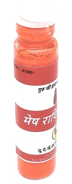 astrosale Mesh Rashi Tilak for Zodiac Sign of Aries Person to Achieve Health Wealth and Prosperity