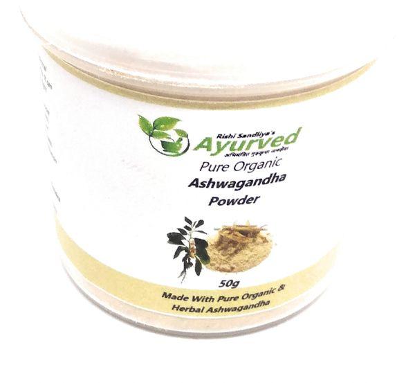 Ashwagandha Powder 50 gram