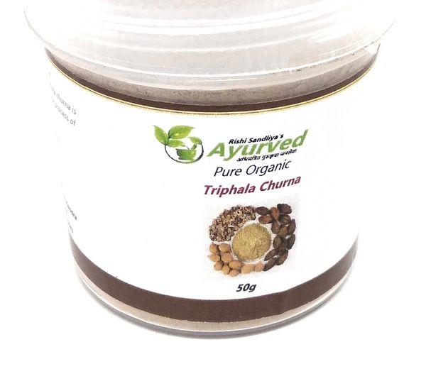 Triphala Churna 50 gram