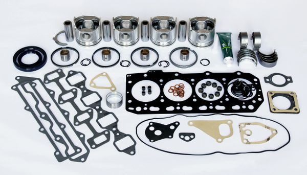 Yanmar 4TNV98 Models Engine Overhaul Rebuild Kits YOK4TNV98D/2