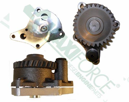 Yanmar 3 & 4 Cylinder Diesel Engines Oil Pump Y129001-32001