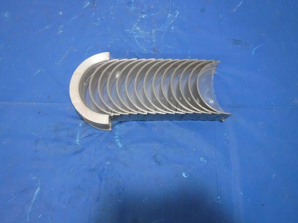 Case 1085B Excavator 0.25mm Main Bearing Set (Cummins 6B/6BT) - AB3802071