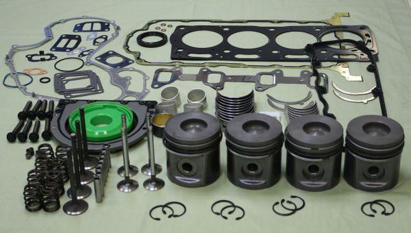 Perkins 104-22 (KR, KRC, KRG Builds) Engine Overhaul Rebuild Kit POK404