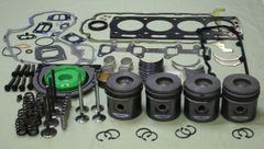 Perkins 4.203.2 (JG Build, Forklift) Basic Engine Rebuild Kit PBK435