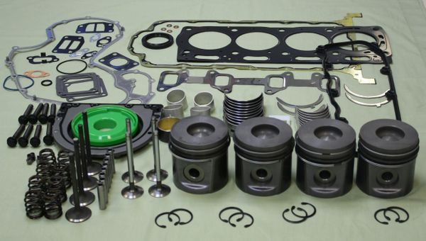 Perkins 4.236 (from ESN106655N) Engine Overhaul Rebuild Kit POK449