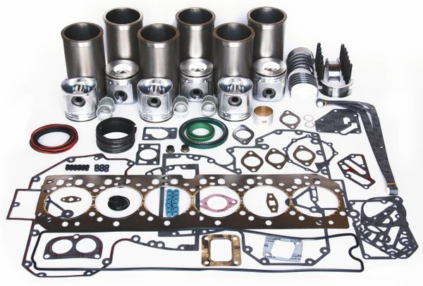 John Deere 4.276D (Small Pin) Engine Overhaul Rebuild Kit TAT86990