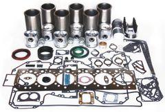 John Deere 6081 (High Compression Piston, to ESN 199,999) Engine Overhaul Rebuild Kit TOK504201