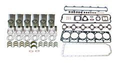 International Harvester/Navistar DT466 (ESN 440,036 - 532,980) Engine Overhaul Rebuild Kit NOKDT466W
