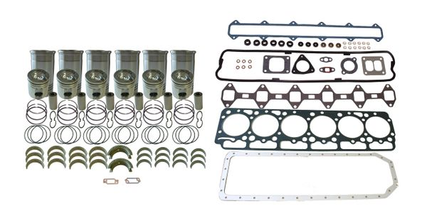 International Harvester/Navistar DT466 (ESN 440,036 - 532,980) Engine Overhaul Rebuild Kit NOKDT466W