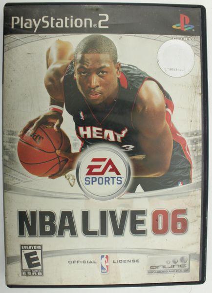 NBA Live 2006 (Sony PlayStation 2, 2005)