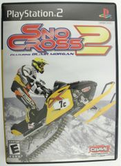 SnoCross Sno Cross 2 Air Blair Morgan (Sony PlayStation 2, 2007)