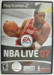 NBA Live 2007 (Sony PlayStation 2, 2006)