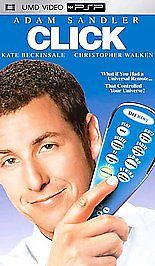 Click (UMD-Movie, 2006) (UMD ONLY)