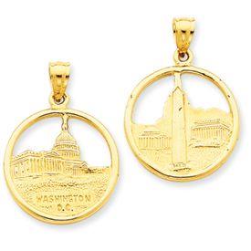 Washington D.C. Charm (JC-668)