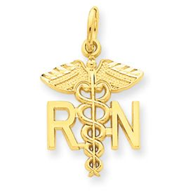 Registered Nurse Charm (JC-811)