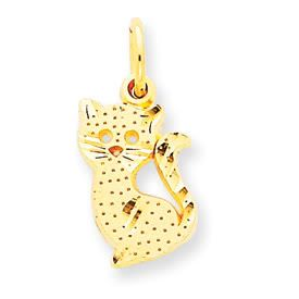 Kitty Cat Charm (JC-733)