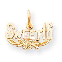 Sweet 16 Pendant (JC-870)