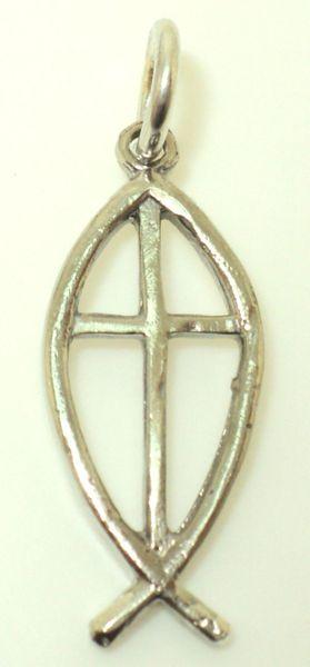 Christian Cross Charm (JC-629)