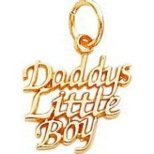 Daddy's Little Boy Charm (JC-724)
