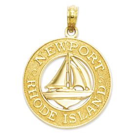 Newport Rhode Island Charm (JC-1026)
