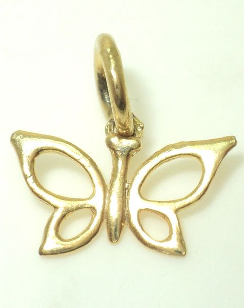 Cut Out Butterfly Charm (JC-382)