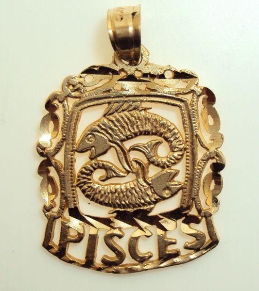 Pisces Pendant (JC-295)