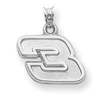 NASCAR Dale Earnhardt #3 Pendant (JC-040)