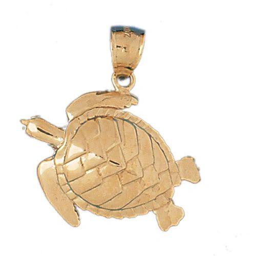 Large Sea Turtle Charm (JC-756)
