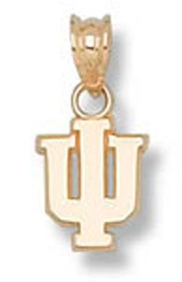 University of Indiana Hoosiers IU Pendant (JC-824)
