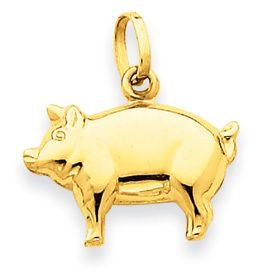 Pig Charm (JC-085)