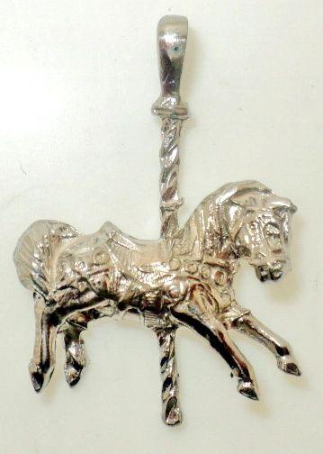 Carousel Horse Charm (JC-110)