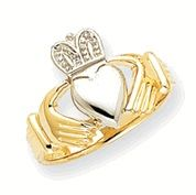 Mens Claddagh Ring (JC-508)