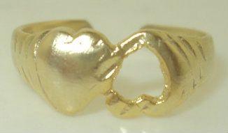 Heart Toe Ring (JC-396)