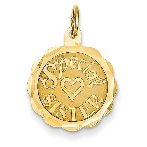 Special Sister Charm (XAC645)